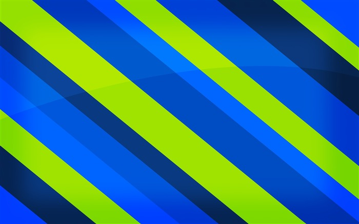 Green abstract blue stripes-Classic High Quality Wallpaper Views:1944