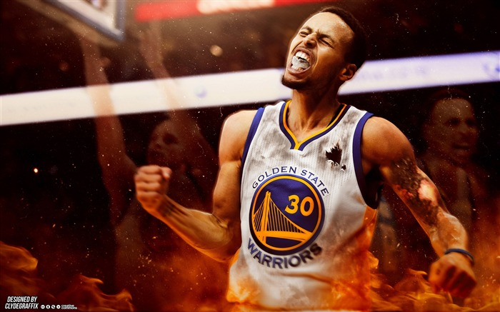 2016 NBA Basketball Star Poster HD Wallpaper Views:7615