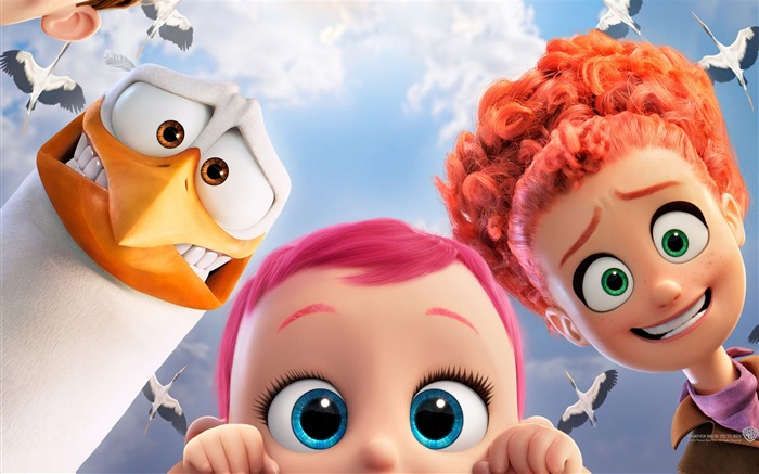 Storks junior baby tulip-2016 Movie Posters Wallpaper Views:3103 Date:8/16/2016 7:46:26 AM