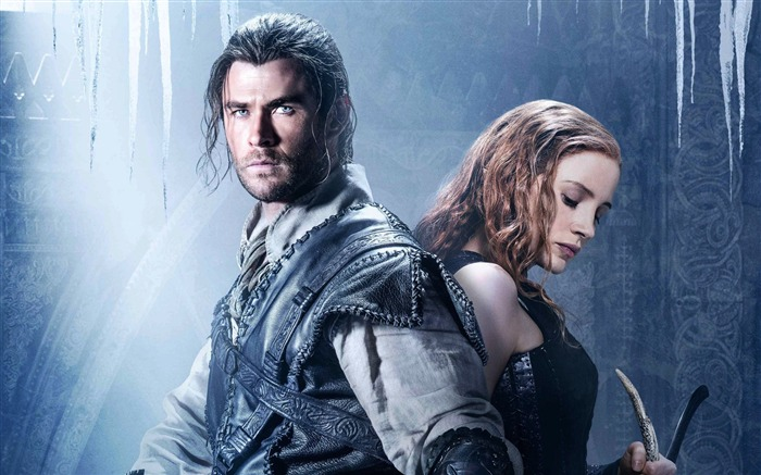 The huntsman winters war-2016 Movie Posters Wallpaper Views:6345 Date:8/16/2016 7:50:27 AM