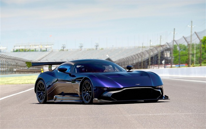 2016 Aston Martin Vulcan Supercar HD Wallpaper Views:9443