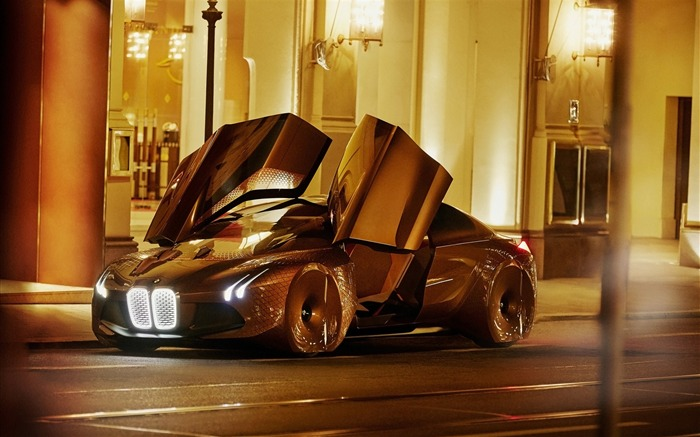 2016 BMW Vision Next 100 Auto HD Wallpaper Views:2309