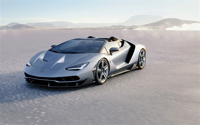 2016 Lamborghini Centenario Roadster HD Wallpaper Views:2681