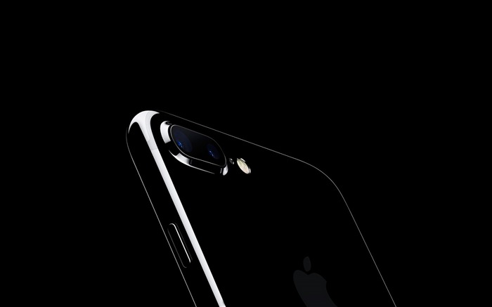 Apple Bright black iPhone 7 Design-2016 Brand HD Wallpaper Views:1739