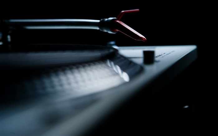 Artistic Turntables DJ-2016 Music HD Wallpaper Views:1212