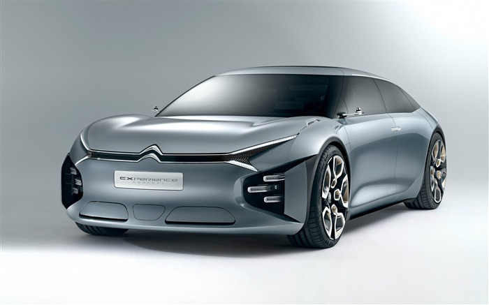 Citroen cxperience concept-2016 High Quality Wallpaper Views:1289