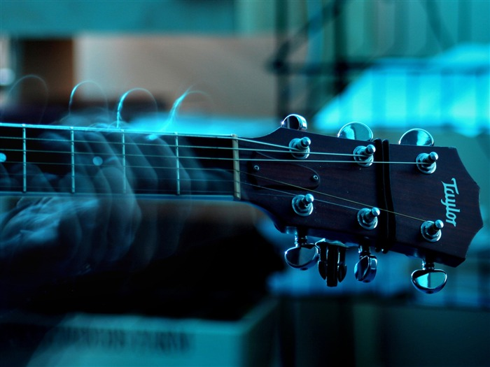 Fantasy Guitars strings-2016 Music HD Wallpaper Views:1265