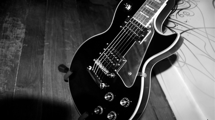Guitars strings macro-2016 Music HD Wallpapers Views:1026