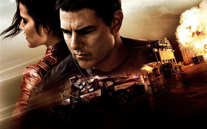Jack reacher never go back-2016 Movie Posters Wallpaper Views:2006