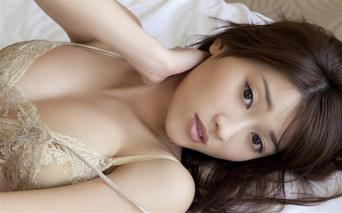 Japan sexy beauty model-photo HD wallpaper Views:4150