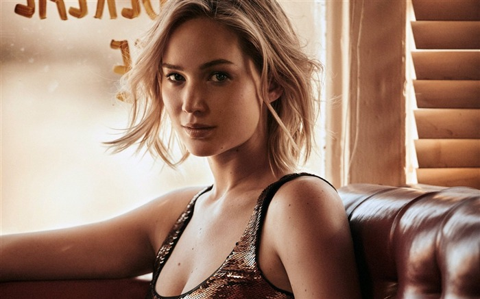 Jennifer lawrence vogue-Beauty Photo HD Wallpaper Views:1322