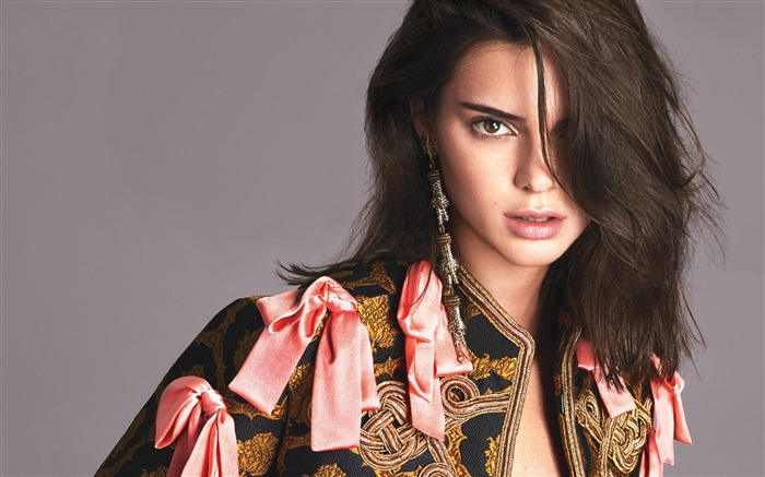Kendall Jenner Fashion-Beauty Photo HD Wallpaper Views:1329