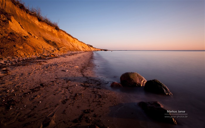 Markus Janse Germany Baltic Sea Fischland wallpaper 04 Views:2060
