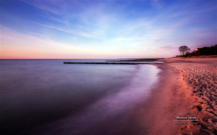 Markus Janse Germany Baltic Sea Fischland wallpaper 05 Views:1566