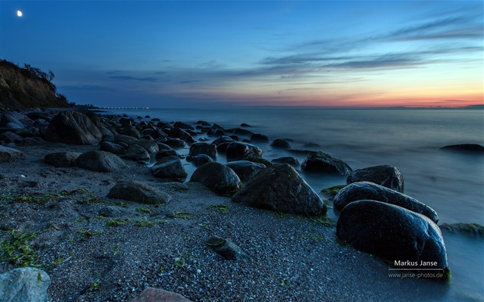 Markus Janse Germany Baltic Sea Fischland wallpaper 10 Views:2163