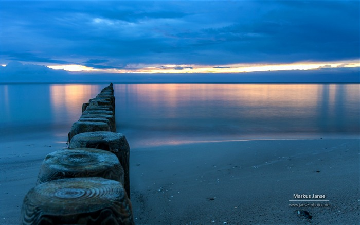 Markus Janse Germany Baltic Sea Fischland wallpaper 11 Views:1344