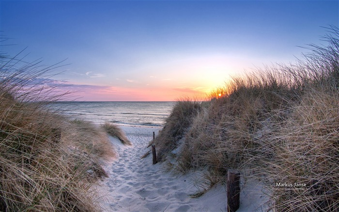 Markus Janse Germany Baltic Sea Fischland wallpaper 12 Views:2448