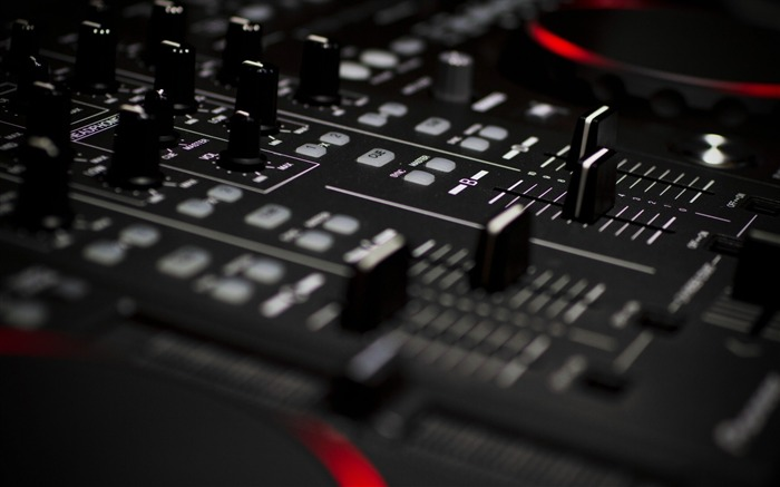 Mixing consoles black-2016 Music HD Wallpaper Views:1298