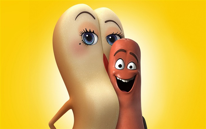 Sausage party smile-2016 Movie Poster Wallpaper Views:2242