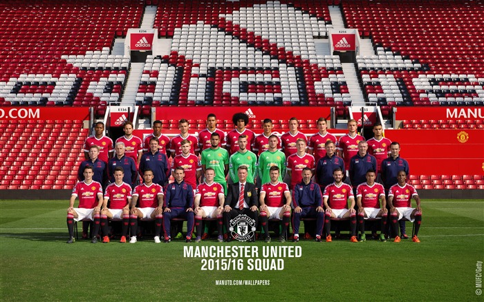 2016 Manchester United Football Club HD Wallpaper Views:13055