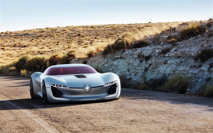 2016 Renault Trezor Concept HD Poster Wallpaper 02 Views:1368