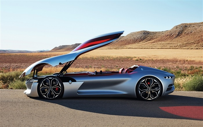 2016 Renault Trezor Concept HD Poster Wallpaper 10 Views:1179
