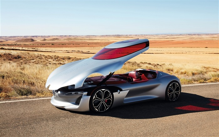 2016 Renault Trezor Concept HD Poster Wallpaper 11 Views:1127
