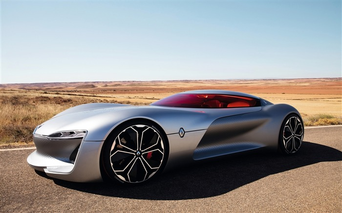 2016 Renault Trezor Concept HD Poster Wallpaper 12 Views:1384