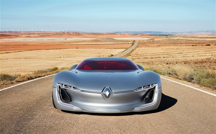 2016 Renault Trezor Concept HD Poster Wallpaper 17 Views:807