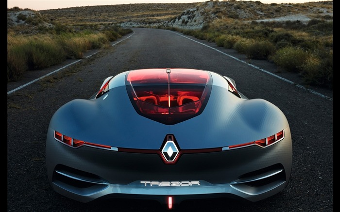 2016 Renault Trezor Concept HD Poster Wallpaper 18 Views:825