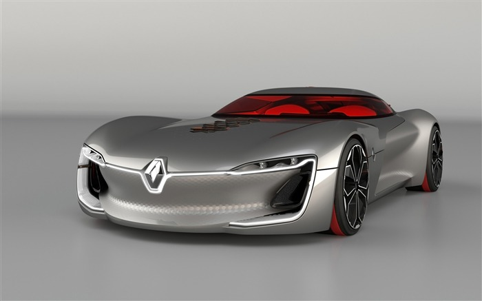 2016 Renault Trezor Concept HD Poster Wallpaper 33 Views:851