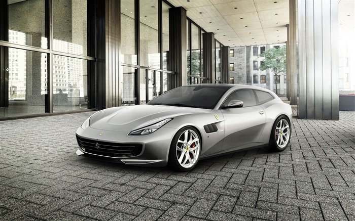 2017 Ferrari GTC4Lusso T Auto HD Wallpaper Views:5578