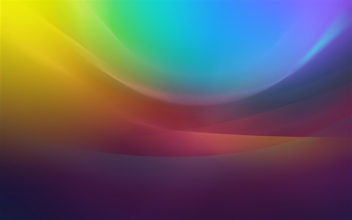 Abstract colorful waves-2016 High Quality HD Wallpaper Views:1616