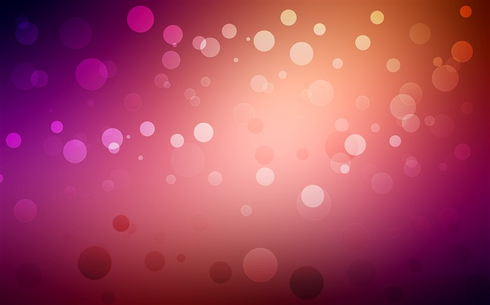 Abstract digital art bokeh-Design Desktop Wallpaper Views:1841