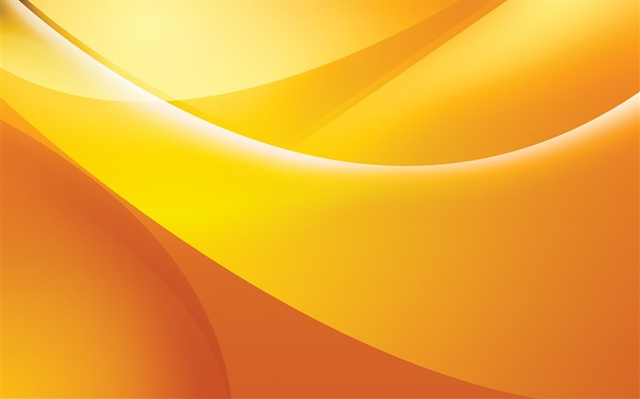 Abstract vector yellow glare-Design Desktop Wallpaper Views:900