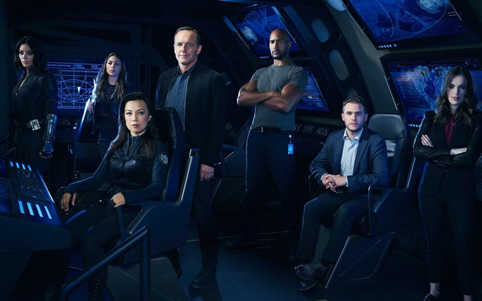 Agents of shield season 4-2016 High Quality HD Wallpaper Views:1131