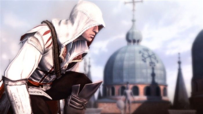 Assassins Creed The Ezio Collection Game Wallpaper 01 Views:997