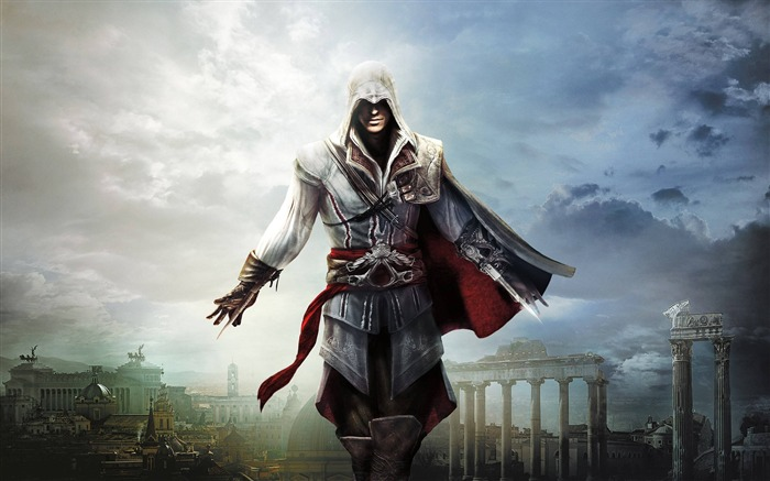 Assassins Creed The Ezio Collection Game Wallpaper 04 Views:1305