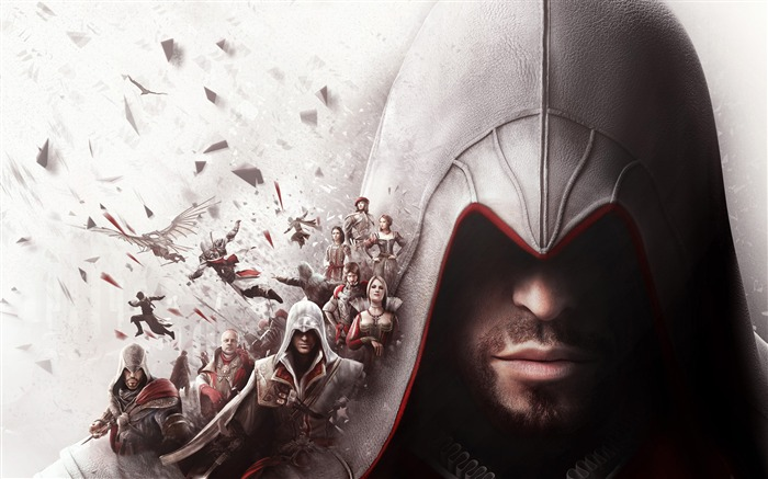 Assassins Creed The Ezio Collection Game Wallpaper 05 Views:1282