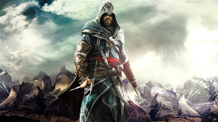 Assassins Creed The Ezio Collection Game Wallpaper 06 Views:891