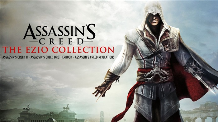 Assassins Creed The Ezio Collection Game Wallpaper 07 Views:1070