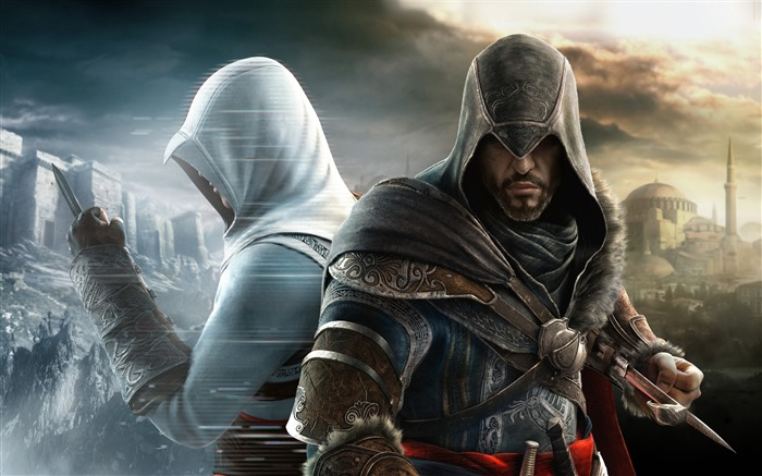 Assassins Creed The Ezio Collection Game Wallpaper 11 Views:1177