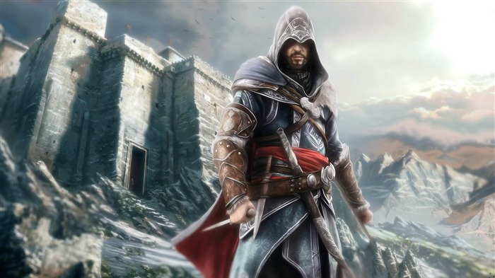 Assassins Creed The Ezio Collection Game Wallpaper 12 Views:883