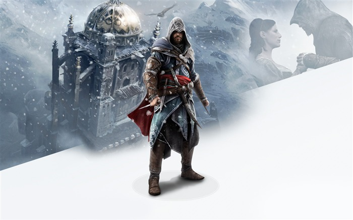 Assassins Creed The Ezio Collection Game Wallpaper 14 Views:1105