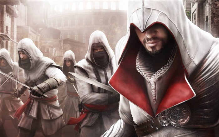 Assassins Creed The Ezio Collection Game Wallpaper 15 Views:912