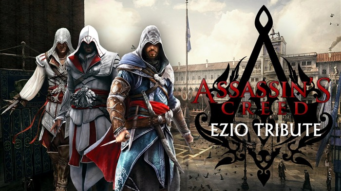 Assassins Creed The Ezio Collection Game Wallpaper 16 Views:607