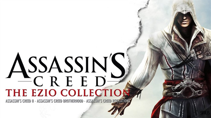 Assassins Creed The Ezio Collection Game Wallpaper 17 Views:594