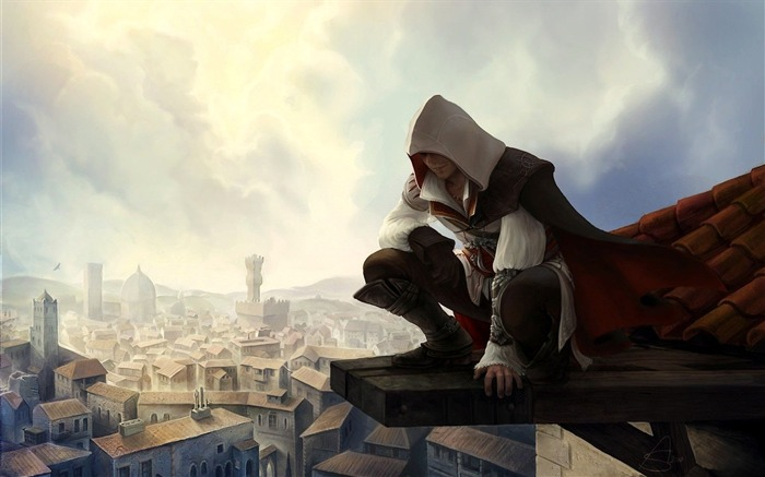 Assassins Creed The Ezio Collection Game Wallpaper 18 Views:626