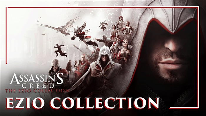 Assassins Creed The Ezio Collection Game Wallpaper 19 Views:481