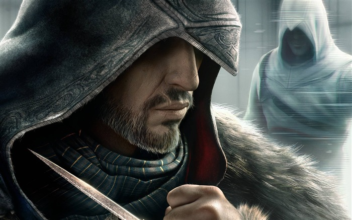 Assassins Creed The Ezio Collection Game Wallpaper Views:3044
